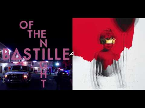 Kiss The Night (Mashup) - Bastille x Rihanna
