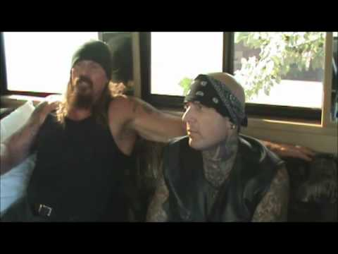 Attika 7 interview with Rusty Coones and Evan Seinfeld, September 25, 2012