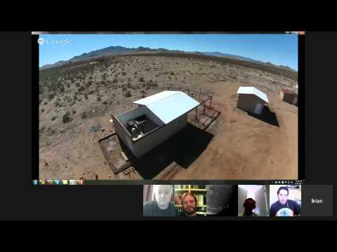 Global Star Party Episode 14 - Remote Observatory Construction & Astrophotos!