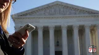 La Corte Suprema Firma ley para proteger la privacidad de localización por móvil