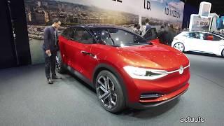 Actuoto-Salon : Volkswagen au Salon de l'auto de Genève (GIMS) 2018