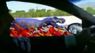 Drag Race - Paul H. In-Car Doom Cam 5/1/10