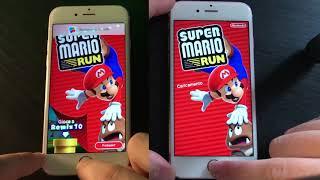 iphone 6s ios 11 vs 12