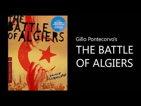 A Year of Cinema - Wk. 8 - The Battle of Algiers