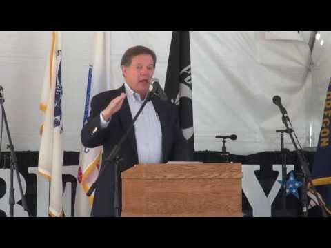 Hon. Tom DeLay - 2013 Gathering of the Eagles - YouTube