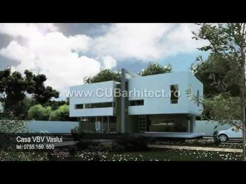 Arhitect proiecte case moderne si ieftine | Proiect casa VBV Vaslui