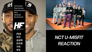 NCT U - Misfit Reaction Video (Higher Faculty)