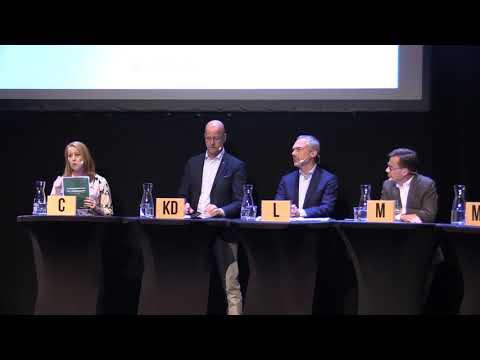 Landsbygdsriksdagen 2018 – Partiledardialog