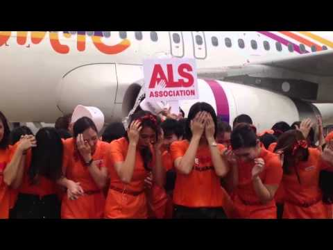 THAI Smile Icebucketchallenge