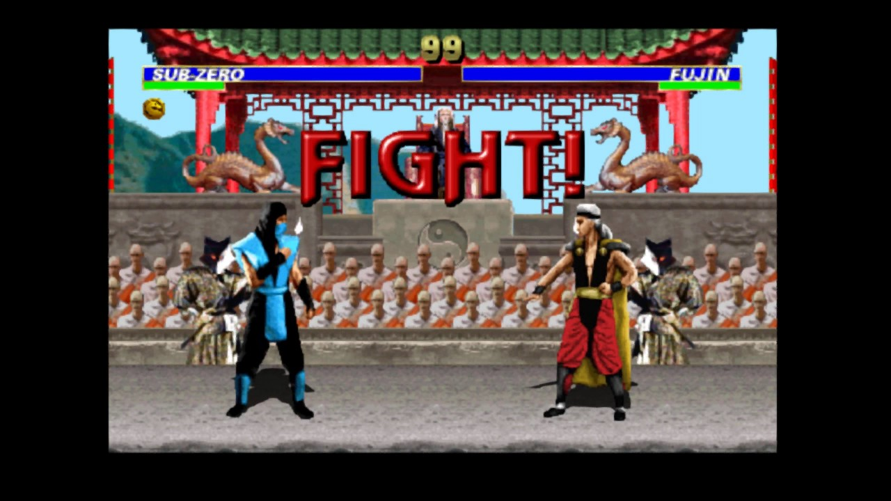 Mortal Kombat Trilogy X -1 033 - Image Boost Test with Reshade