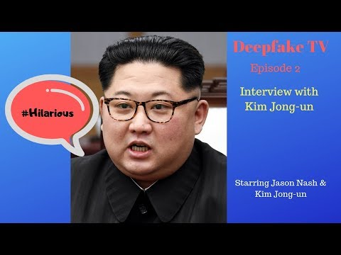 Hilarious Interview with Kim Jong-un from North Korea