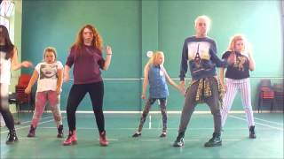Beyonce - Freakum Dress Choreography