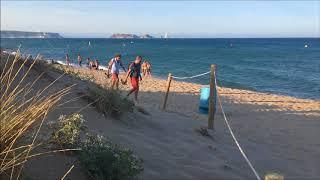 Platja de Pals - Pals - Costa Brava - Agost 2017