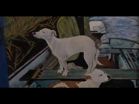 Goodfellas Billy Batts Painting