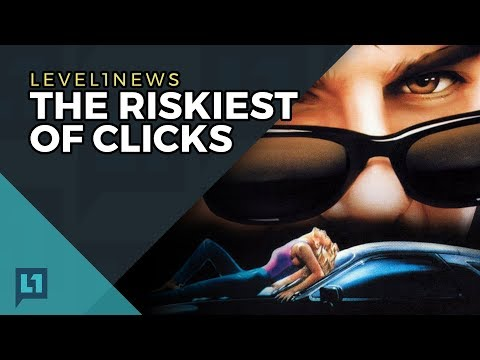 Level1 News October 10 2017: The Riskiest of Clicks Mp3