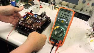 Simpson 260 repaired