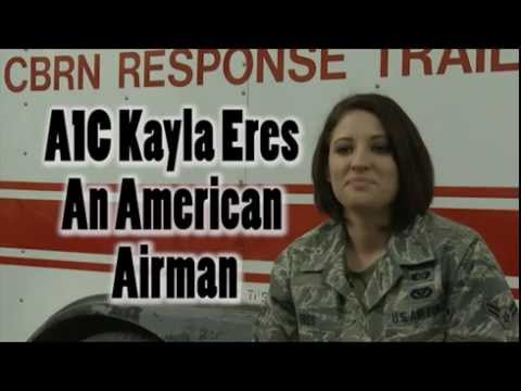 I am an American Airman: Emergency Management