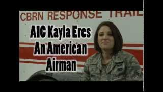 I am an American Airman: Emergency Management