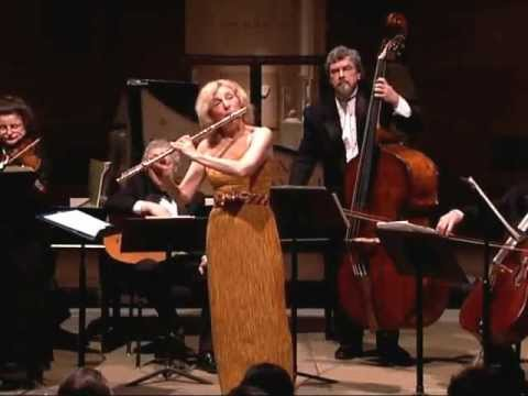 Gluck's Minuet and Air (Dance of the Blessed Spirits) - Paula Robison, flute