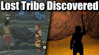Lost Ancient Tribe - Breath of the Wild | Zelda Theory