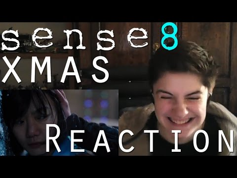 Sense8 - Christmas Special Reaction