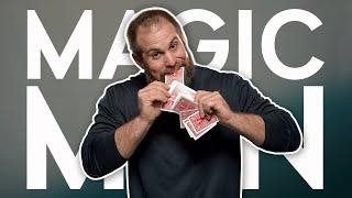 Jon Dorenbos Does Magic Trick for the Secret Service | Philadelphia Eagles