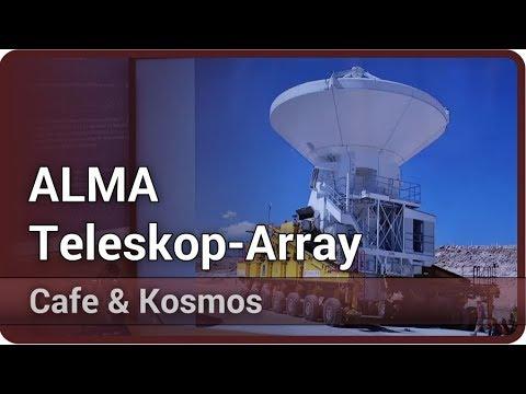 ALMA – Atacama Large Millimeter/submillimeter Array | Wolfgang Wild & Josef M. Gaßner