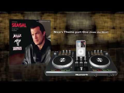 David Michael Frank - Music Form The Films Of Steven Seagal (HD 1080p)