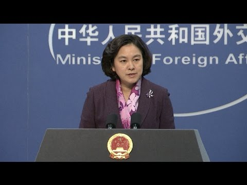 China Hopes Mongolia to Truly Respect China's Core Interests: FM Spokesperson