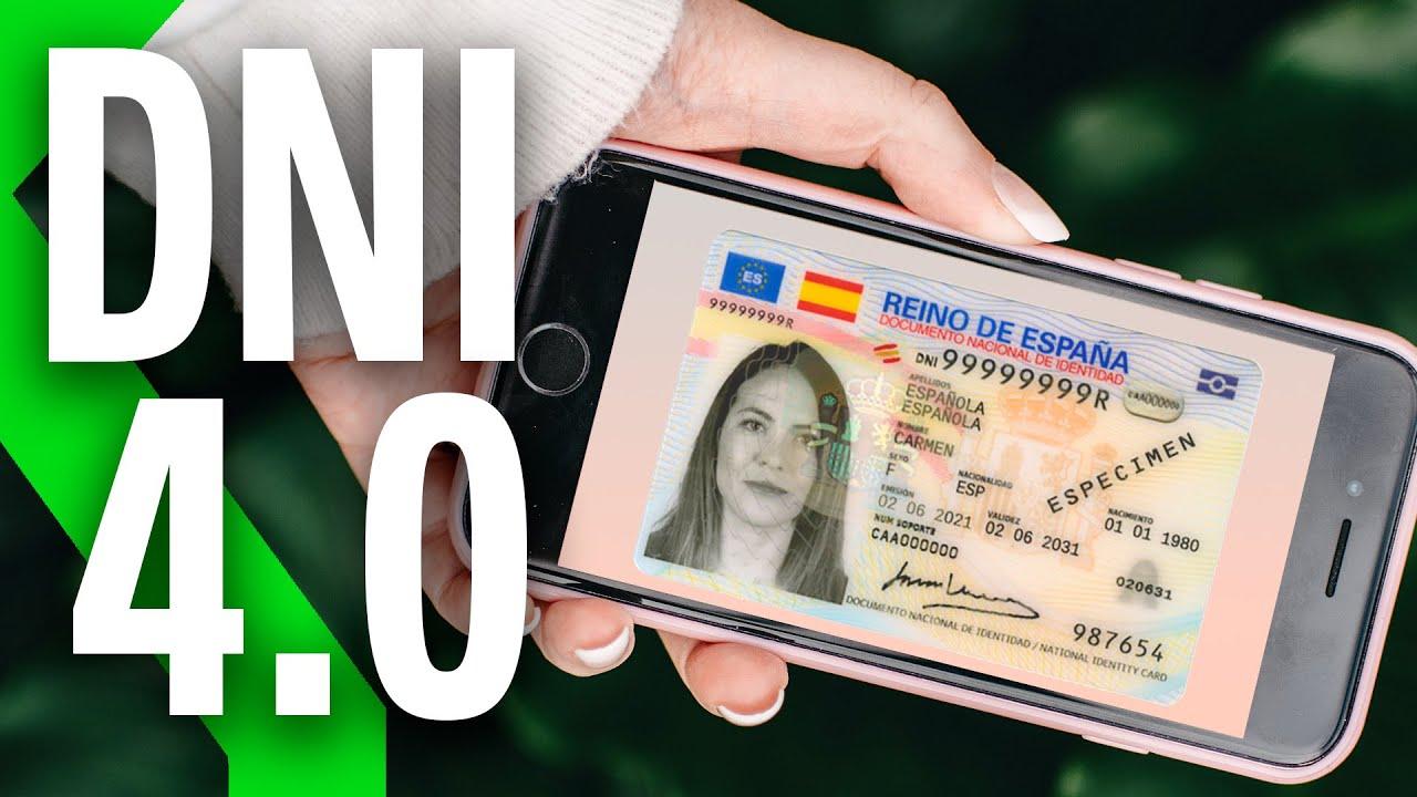 Download TU DNI EN EL MÓVIL: Así es el DNI 4.0