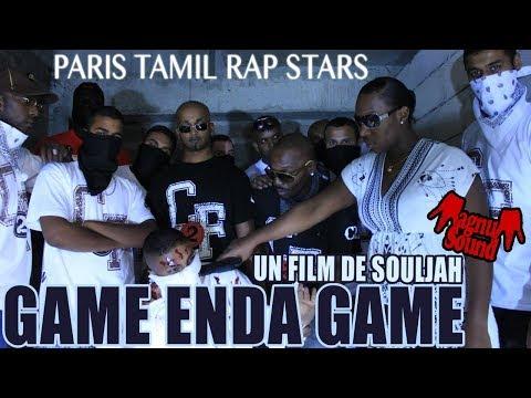 PARIS TAMIL RAP STARS - GAME ENDA GAME - RAZIA & VPAC - MAGNUM FILMS