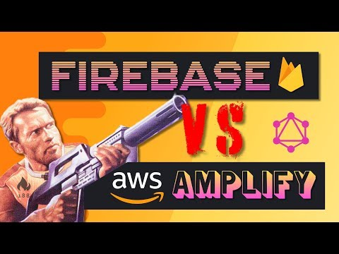 Firebase Vs AWS Amplify