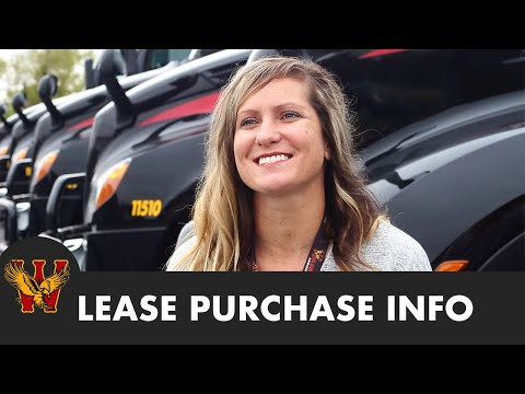Lease Purchase Program | Wilson Logistics