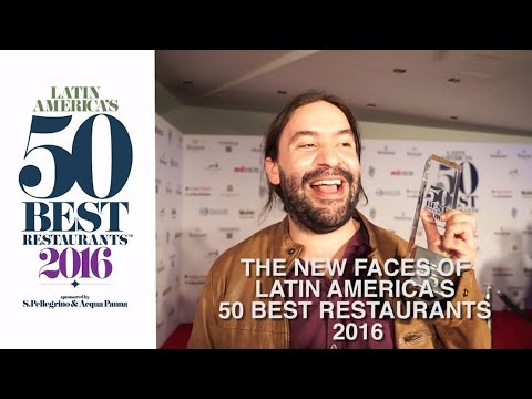 The New Faces of Latin America's 50 Best Restaurants 2016