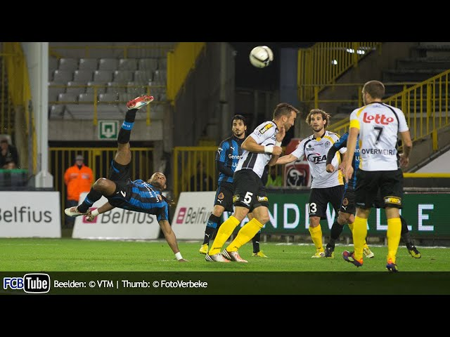 2012-2013 - Jupiler Pro League - 12. Club Brugge - Sporting Lokeren 2-3