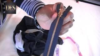 How to repair a broken Jeans Zip