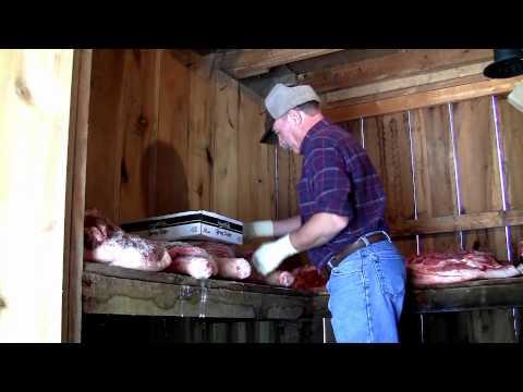 dean cornett - How to Season and Preserve Pork
