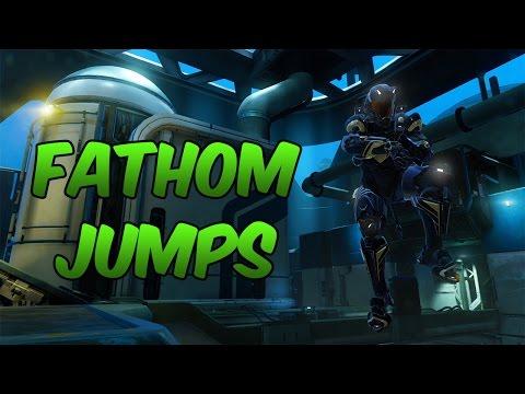 Halo 5 Fathom Jumps!