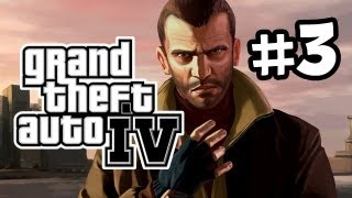 GTA IV Walkthrough Part 3 - FIRST DATE - (Let's Play)