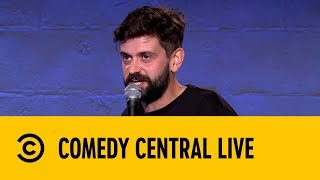 Fin Taylor Is Annoyed With The Gender Pay Gap | Comedy Central Live