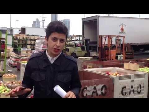 Ontario Food Terminal Report