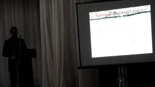 """ЛТЮФ 2011 - ОБ №2 - Доклад """"Игрушечный дятел"""""""