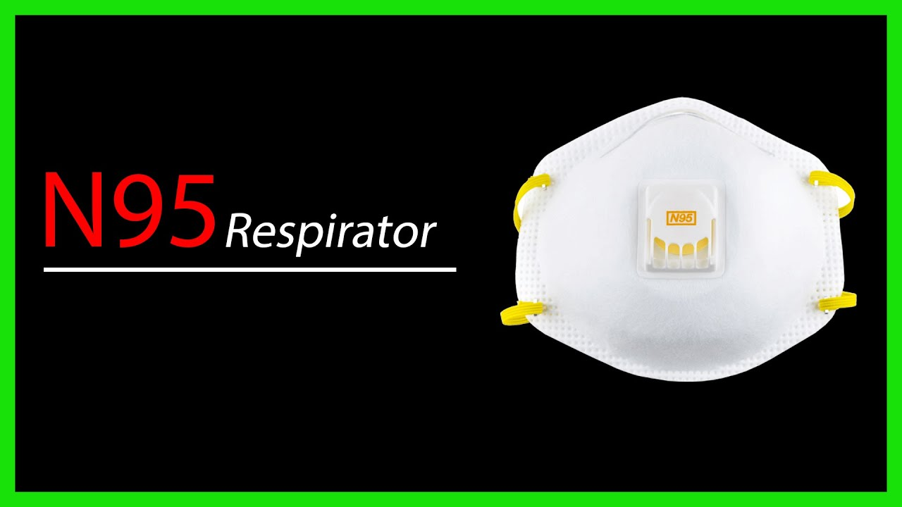 N95 Respirator - How to Put on and Use | OSHA, PPE Training, Respiratory Protection