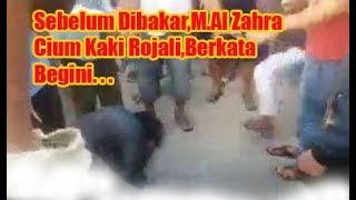 Mengharukan !  Muhammad Al Z4hra Cium Kaki Rojali Dan Bilang Kata kata Ini