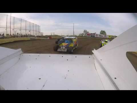 New Egypt speedway 4-29 rookie feature