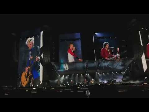 The Rolling Stones Live (4K) - FOS - I Can't Get No Satisfaction - #No Filter Tour 2017 - Stadtpark