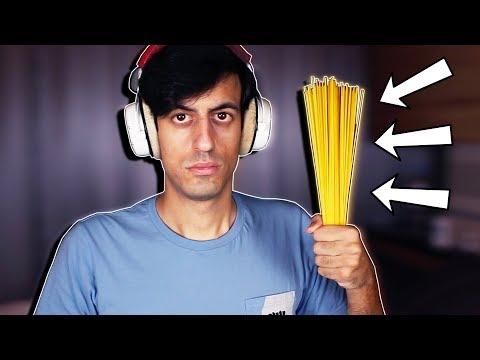 I cook spaghetti... (LEAKED FOOTAGE)