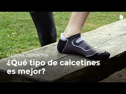 Elige los mejores calcetines | Marcha deportiva