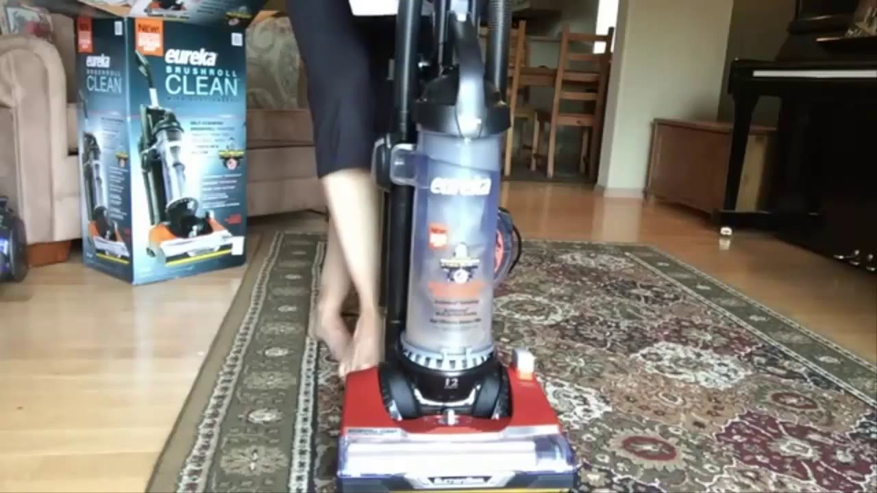 Eureka Brushroll Clean Pet Upright Vacuum With Suction Seal Technology As3401ax Review