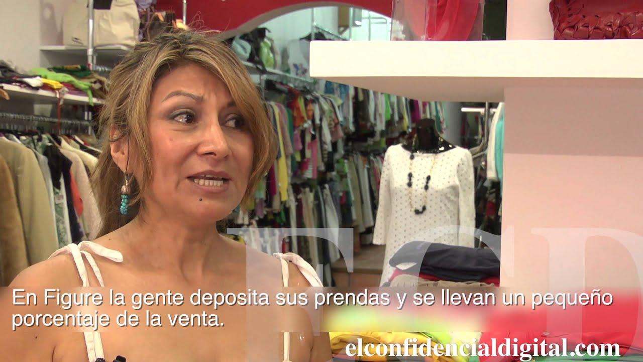 70fc06c8c2 Crece la venta de ropa de segunda mano. Vean los precios de las prendas de  este tipo de tiendas